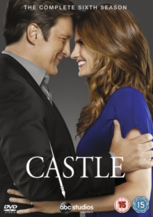 Castle: The Complete Sixth Season, DVD  DVD