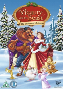 Beauty and the Beast: The Enchanted Christmas, DVD  DVD