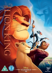 The Lion King, DVD DVD