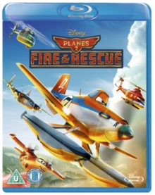 Planes: Fire and Rescue, Blu-ray  BluRay