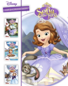 Sofia the First: Holiday in Enchancia/Ready to Be a Princess/..., DVD  DVD