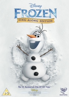 Frozen: Sing-along Edition, DVD  DVD