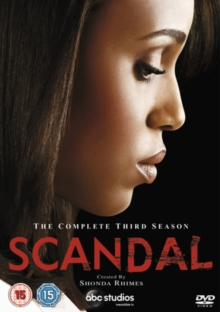 Scandal: The Complete Third Season, DVD  DVD