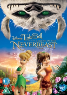 Tinker Bell and the Legend of the NeverBeast, DVD  DVD