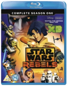 Star Wars Rebels: Complete Season 1, Blu-ray  BluRay