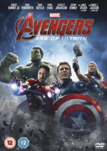 Avengers: Age of Ultron, DVD  DVD