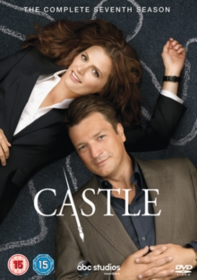 Castle: The Complete Seventh Season, DVD  DVD