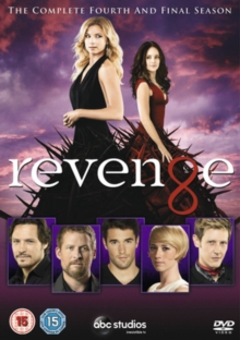 Revenge: The Complete Fourth and Final Season, DVD  DVD