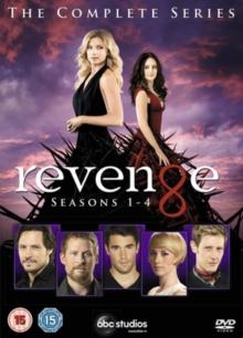 Revenge: Seasons 1-4 - The Complete Series, DVD  DVD