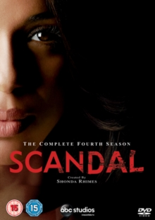 Scandal: The Complete Fourth Season, DVD  DVD