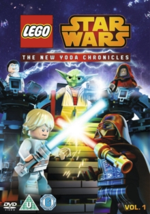 LEGO Star Wars: The New Yoda Chronicles - Volume 1, DVD DVD