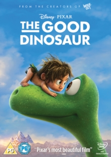 The Good Dinosaur, DVD DVD