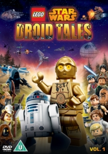 LEGO Star Wars: Droid Tales - Volume 1, DVD DVD