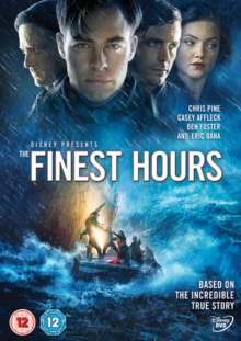 The Finest Hours, DVD DVD