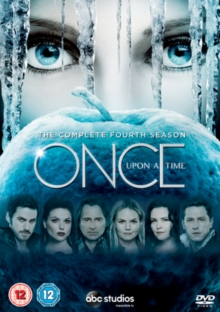 Once Upon a Time: The Complete Fourth Season, DVD DVD