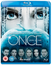 Once Upon a Time: The Complete Fourth Season, Blu-ray BluRay