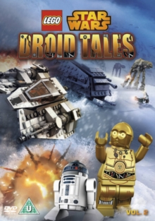 LEGO Star Wars: Droid Tales - Volume 2, DVD DVD