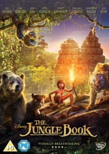 The Jungle Book, DVD DVD