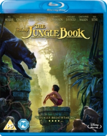 The Jungle Book, Blu-ray BluRay