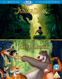 The Jungle Book: 2-movie Collection, Blu-ray BluRay