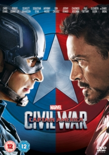 Captain America: Civil War, DVD DVD