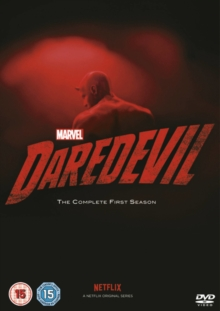 Daredevil: The Complete First Season, DVD DVD