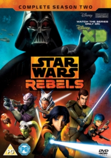 Star Wars Rebels: Complete Season 2, DVD DVD
