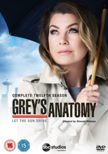Grey's Anatomy: Complete Twelfth Season, DVD DVD