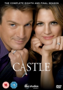 Castle: The Complete Eighth Season, DVD DVD