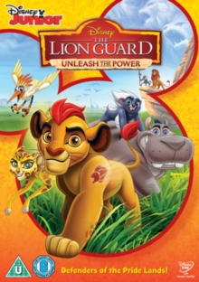 The Lion Guard - Unleash the Power, DVD DVD