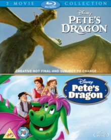 Pete's Dragon: 2-movie Collection, Blu-ray BluRay