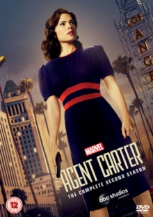 Marvel's Agent Carter: The Complete Second Season, DVD DVD