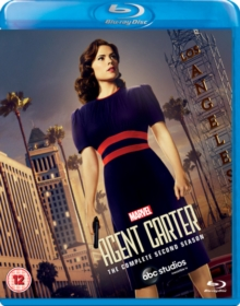 Marvel's Agent Carter: The Complete Second Season, Blu-ray BluRay