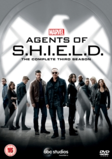 Marvel's Agents of S.H.I.E.L.D.: The Complete Third Season, DVD DVD