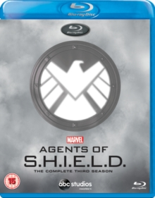 Marvel's Agents of S.H.I.E.L.D.: The Complete Third Season, Blu-ray BluRay