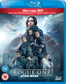 Rogue One - A Star Wars Story, Blu-ray BluRay