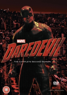 Marvel's Daredevil: The Complete Second Season, DVD DVD