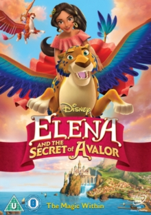 Elena and the Secret of Avalor, DVD DVD