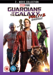 Guardians of the Galaxy: Vol. 1 & 2, DVD DVD