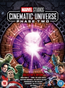 Marvel Studios Cinematic Universe: Phase Two, DVD DVD