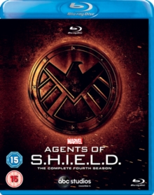 Marvel's Agents of S.H.I.E.L.D.: The Complete Fourth Season, Blu-ray BluRay