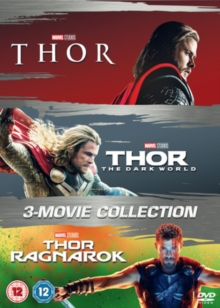 Thor: 3-movie Collection, DVD DVD