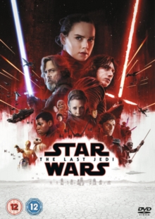 Star Wars: The Last Jedi, DVD DVD