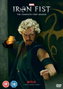Marvel's Iron Fist: The Complete First Season, DVD DVD