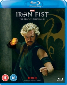 Marvel's Iron Fist: The Complete First Season, Blu-ray BluRay