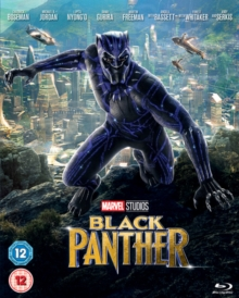 Black Panther, Blu-ray BluRay