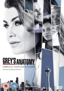 Grey's Anatomy: Complete Fourteenth Season, DVD DVD