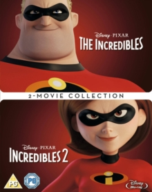 Incredibles: 2-movie Collection, Blu-ray BluRay