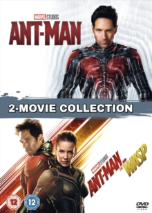 Ant-Man: 2-movie Collection, DVD DVD