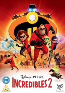 Incredibles 2, DVD DVD